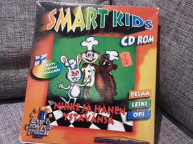 Smart Kids CD-ROM, Pelikonsolit ja pelaaminen, Viihde-elektroniikka, Oulu, Tori.fi