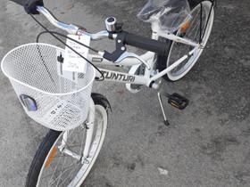 """Tunturi Shine 20"""" tyttöjen pyörä, Lasten pyörät, Polkupyörät ja pyöräily, Laitila, Tori.fi"""