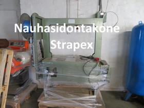 Vannesidontakone (automaattinen) Strapex,, Liikkeille ja yrityksille, Lohja, Tori.fi