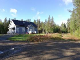 Uudenveroinen omakotitalo kirkonkylän vieressä, Asunnot, Sodankylä, Tori.fi