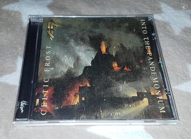 Celtic Frost - Into The Pandemonium CD