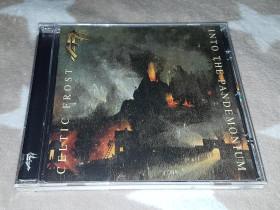 Celtic Frost - Into The Pandemonium CD, Musiikki CD, DVD ja äänitteet, Musiikki ja soittimet, Tampere, Tori.fi