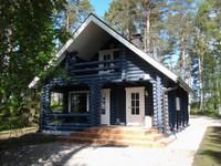 Loma-asunto Kivijärvellä