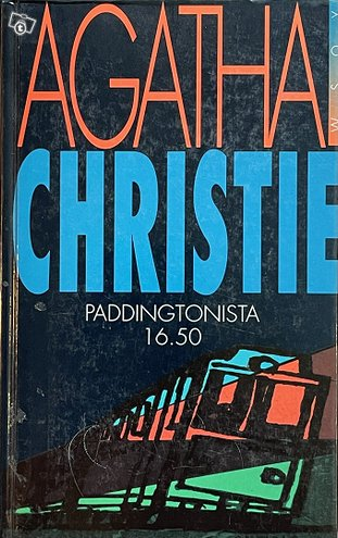 Agatha Christie: 16.50 Paddingtonista