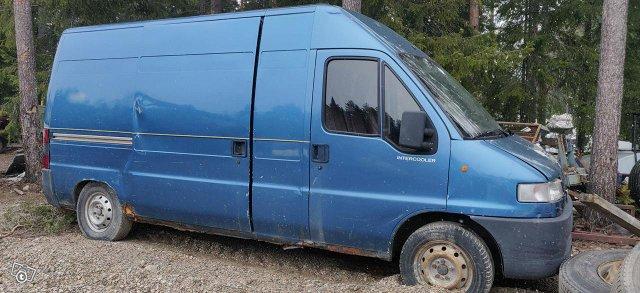 Peugeot+Fiat varaosiksi 6