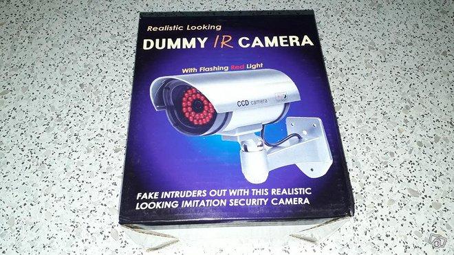 CCTV Valekamera Hämäyskamera (Dummy)