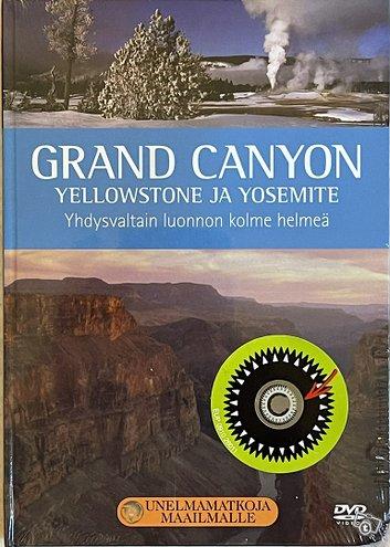 USA: Grand Canyon - Yellowstone - Yosemite