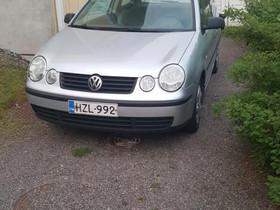 Volkswagen Polo 2003, 1.2l bensa, Autot, Hyvinkää, Tori.fi