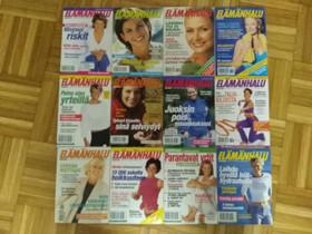 Elämänhalu -lehdet 12 kpl:n nippu, Imatra/posti, Lehdet, Kirjat ja lehdet, Imatra, Tori.fi