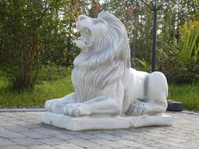 Patsaat: Leijona, betonia 440 kg, Ruukut, kivet ja koristeet, Piha ja puutarha, Salo, Tori.fi