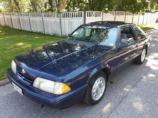 Ford Mustang 2.3 LX coupe vm. 1993