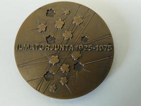 Ilmatorjunta 1925-1975 pronssi mitali, Kääty Oy, Rahat ja mitalit, Keräily, Mikkeli, Tori.fi