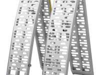 Alumiiniset ajorampit moneen käyttöön