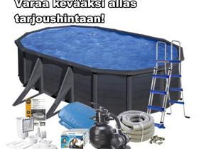 Varaa ennakkohintaan uima-allas kevääksi, Muu rakentaminen ja remontointi, Rakennustarvikkeet ja työkalut, Oulu, Tori.fi