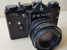 Zenit TTL + 58mm f2 Helios-44M, Kamerat, Kamerat ja valokuvaus, Rovaniemi, Tori.fi