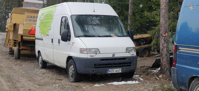 Peugeot+Fiat varaosiksi