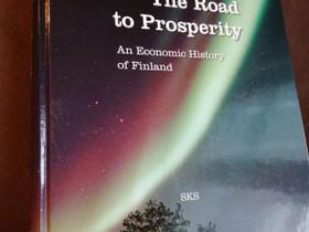 An Economic History of Finland 1860-2000, Oppikirjat, Kirjat ja lehdet, Helsinki, Tori.fi