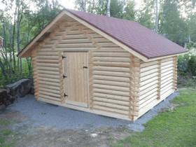 Puuliiteri parruhirrestä 4 x 4 m, Muu piha ja puutarha, Piha ja puutarha, Kuopio, Tori.fi