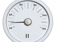 Saunan lämpömittari alumiini