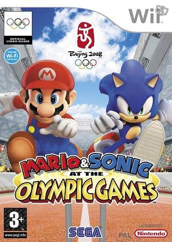 Mario & Sonic at the Olympic Games Wii