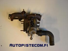 Skoda Roomster 1.9dsl -09 turbo, Autovaraosat, Auton varaosat ja tarvikkeet, Karkkila, Tori.fi