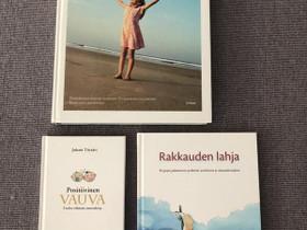 Kirja 3kpl, Muut kirjat ja lehdet, Kirjat ja lehdet, Helsinki, Tori.fi