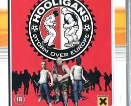 Hooligans Storm Over Europe PC Uusi/Muoveissa, Pelikonsolit ja pelaaminen, Viihde-elektroniikka, Tampere, Tori.fi