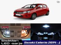 Suzuki Celerio Sisätilan LED -sarja ;x6