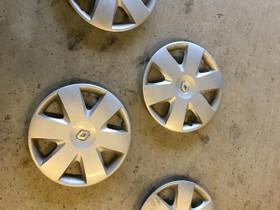 Renault megane 16-tuuman pölykapselit -06, Autovaraosat, Auton varaosat ja tarvikkeet, Kaarina, Tori.fi