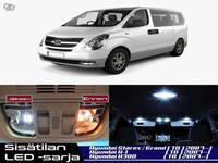 Hyundai Starex / H-1 (TQ) Sisätilan LED-sarja ;x9