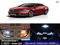 Renault Talisman Sisätilan LED -sarja ;18 -osainen