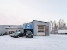 Laadukas liike/hallitila asiakasvirtojen ääreltä, Liike- ja toimitilat, Asunnot, Iisalmi, Tori.fi