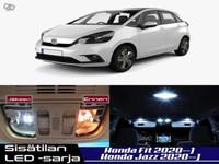 Honda Fit / Jazz (MK4) Sisätilan LED -sarja ;x8