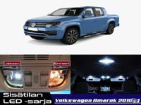 VW Amarok Sisätilan LED -sarja ;7 -osainen