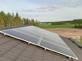 Aurinkopaneeli, aurinkopaneelijärjestelmät, Sähkötarvikkeet, Rakennustarvikkeet ja työkalut, Liminka, Tori.fi