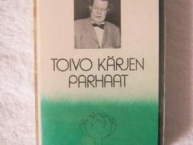 Toivo Kärjen parhaat c-kasetti, Imatra/posti, Musiikki CD, DVD ja äänitteet, Musiikki ja soittimet, Imatra, Tori.fi