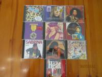 Ulkomaista muusiikkia CD levy