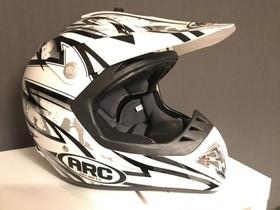 ARC Helmets A-721 Crossikypärä, Ajoasut, kengät ja kypärät, Mototarvikkeet ja varaosat, Alavus, Tori.fi