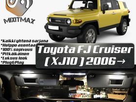 Toyota FJ Cruiser Sisätilan LED -sarja ; 6 osainen, Lisävarusteet ja autotarvikkeet, Auton varaosat ja tarvikkeet, Tuusula, Tori.fi