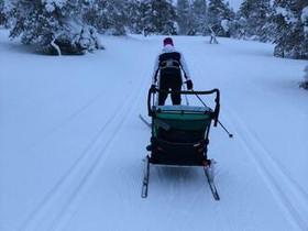 Multikärry Thule chariot lite, Palvelut, Hämeenlinna, Tori.fi