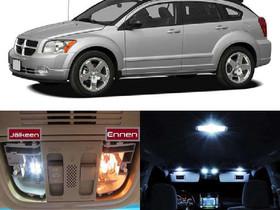 Dodge Caliber Sisätilan LED -sarja ; 11 -osainen, Lisävarusteet ja autotarvikkeet, Auton varaosat ja tarvikkeet, Tuusula, Tori.fi