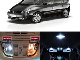 Renault Espace IV Sisätilan LED -sarja ;23-osainen, Lisävarusteet ja autotarvikkeet, Auton varaosat ja tarvikkeet, Tuusula, Tori.fi