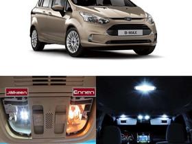 Ford B-MAX (B232) Sisätilan LED -sarja ; 6-osainen, Lisävarusteet ja autotarvikkeet, Auton varaosat ja tarvikkeet, Tuusula, Tori.fi