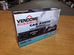 Käyttämätön auton äänentoisto Vendome VDM-10S, Audio ja musiikkilaitteet, Viihde-elektroniikka, Luumäki, Tori.fi