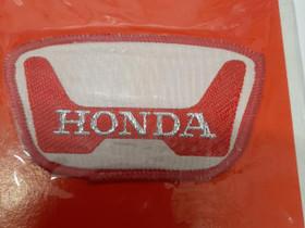 Honda Retro kangasmerkki, Moottoripyörän varaosat ja tarvikkeet, Mototarvikkeet ja varaosat, Sipoo, Tori.fi