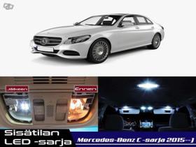Mercedes-Benz C (W205) Sisätilan LED -sarja ;x14, Lisävarusteet ja autotarvikkeet, Auton varaosat ja tarvikkeet, Tuusula, Tori.fi