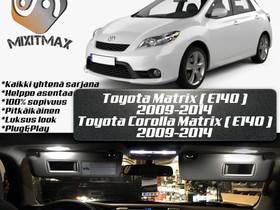 Toyota Matrix (E140) Sisätilan LED -sarja ; 6 osaa, Autovaraosat, Auton varaosat ja tarvikkeet, Tuusula, Tori.fi