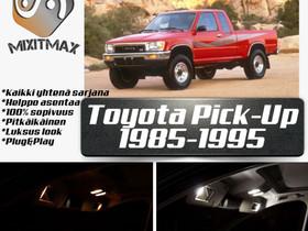Toyota Pick-Up Sisätilan LED -muutossarja ; 7 osaa, Lisävarusteet ja autotarvikkeet, Auton varaosat ja tarvikkeet, Tuusula, Tori.fi