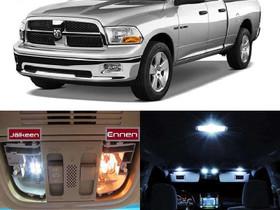 Dodge Ram (MK4) Sisätilan LED -sarja ; 12 -osainen, Lisävarusteet ja autotarvikkeet, Auton varaosat ja tarvikkeet, Tuusula, Tori.fi