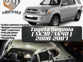 Toyota Sequoia (MK1) Sisätilan LED -sarja 19 osaa, Lisävarusteet ja autotarvikkeet, Auton varaosat ja tarvikkeet, Tuusula, Tori.fi